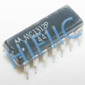 1PCS MC1312P CBS SQ LOGIC DECODER SYSTEM DIP14