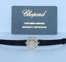 CHOPARD Happy Diamonds DAMEN UHR 20 MM MIT BRILLIANTEN