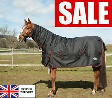 SALE  Rhinegold Aspen Full Neck Heavy Weight 350g Waterproof Horse Turnout Rug