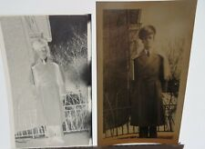 Vintage Film Negatives Prints Lot of 12 Military Academy WWII Era 1943 #8817