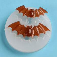 Halloween Bat Chocolate Silicone Mould DIY Fondant Cake For Baking Tools Fr