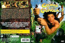 George re della giungla (DVD nuovo & sigillato) lingua Italiana