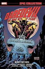 Daredevil Epic Collection - Root Of Evil - New Book