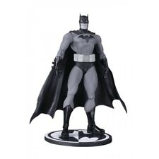 """Batman Black & White Hush Jim Lee Deluxe 7"""" Figure DC Comics MIB MINT"""