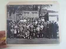 Rare Old Photograph May 11th, 1947 by James Gray Finlay Drive Dennistoun GLASGOW