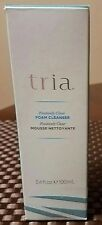 New in Box Tria Positively Clear Foam Cleanser 3.4 oz/100 ml