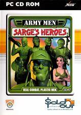 Army Men Sarge's Heroes (PC) - Free Postage - UK Seller