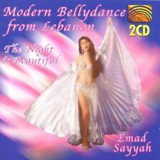 Emad Sayyah Modern belly-dance music from Lebanon-The night is beautifu.. [2 CD]