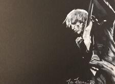 Tom Petty original art print