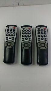 Brightstar BR100B and BR100L Universal TV Remote