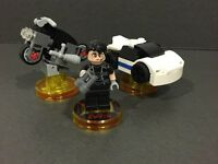 Lego Dimensions Mission Impossible Tom Cruise Level Pack