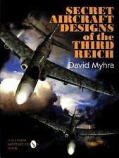 Book - Secret Aircraft Designs of the Third Reich