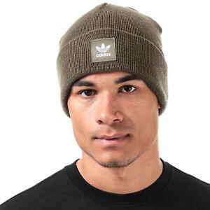 adidas Men's Adicolor Cuff Knit Adicolor Beanie hat