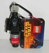 Star Wars Lego 3805 Darth Vader Key Chain with Pen Bead Elements 2005 RARE
