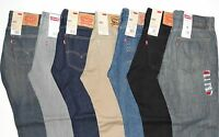 Levi's 505 Regular Fit Men's Jeans ^*Many Sizes and Colors*^ 30 32 34 36 38 40 x