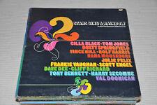 VA Sampler - Stars sing a rainbow - Save the children - Pop 60s - Album Vinyl LP