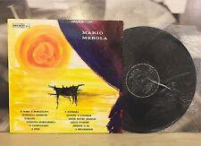 MARIO MEROLA - PRIMO ALBUM 1967 - OMONIMO LP EX-/EX+ 1967 1st PRESS ZEUS BE 0014