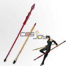 Fate/Zero Lancer's Two Color Lances PVC Cosplay Prop