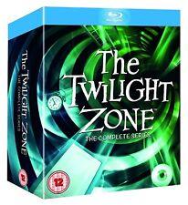 THE TWILIGHT ZONE (1959-1965) - The COMPLETE ORIGINAL 60's Series - RgB BLU-RAY