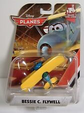 BESSIE C FLYWELL DISNEY PIXAR PLANES DIE-CAST GRAND FUSEL LODGE CARS MOSC 2014
