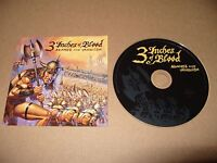 3 Inches of Blood - Advance and Vanquish (2004) cd 13 tracks Excellent Condition