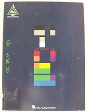 Coldplay X&Y 13 Songs Album Guitar TAB & Standard Notation Unmarked