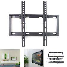"STAFFA A PARETE TV LCD per Samsung Sony Lg Panasonic 17 20 26 30 32 37 40"" pollici"