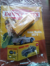 "DINKY TOYS ASTON MARTIN DB3 S SCALA 1/43 - DE AGOSTINI 19 ""E"""