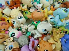 Littlest Pet Shop Random lot of 10 Pets AUTHENTIC