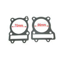 Engine Cylinder Head Gasket For Z190 Zongshen 190cc Pit Dirt Bike ZS1P62YML-2