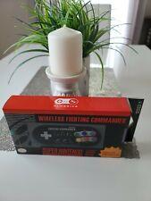 Hori Wireless Fighting Commander For Snes Classic Mini (Brand New)