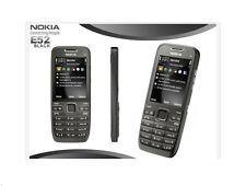 Nokia E Series E52 BLACK (Unlocked) Smartphone WIFI GPS Free Shipping