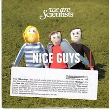 (CE62) We Are Scientists, Nice Guys - 2010 DJ CD