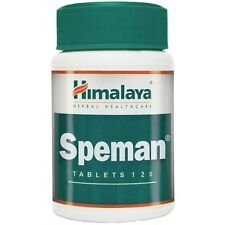 10x HIMALAYA SPEMAN 600 TABS- INCREASE SPERM COUNT- Herbal Male Infertility Cure