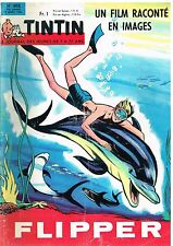 B14- Tintin N°802 Flipper le Dauphin