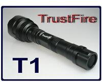 TrustFire T1 CREE XM-L2 U3 5-mode 18650 Flashlight Torch #757