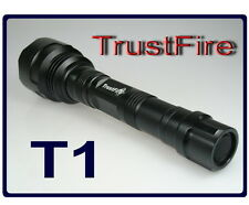 TrustFire T1 CREE XM-L2 U3 5-mode 18650 Flashlight Torch #757