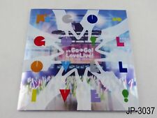 Go! Go! Love Live 2015 Dream Sensation (5th) Concert Pamphlet Japanese US Seller