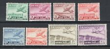 IRAQ 1949 AIR MAIL STAMP Sc. # C 1/8 MH