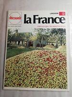 N10 Découvrir La France Larousse N°9 avril 1972 la Normandie, parc régional....