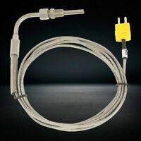 Mini K-Type Thermocouple Exhaust Probe High Temperature Sensor Threads 2M EGT 1x