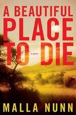 A Beautiful Place to Die: A Novel (Detective Emmanuel Cooper), Nunn, Malla, Good