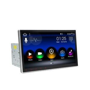 autoradio 2din gps écran 10 pouces android 9