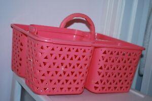 Simple by Design Bath Shower Caddy Portable Toiletries Organizer