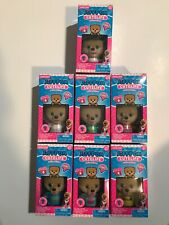 """Jiffpom Cutelife 7 of 10 diff pcs 3"""" Pomeranian Dog Poseable Figures New Boxes"""