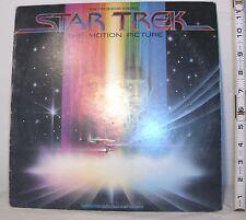 Star Trek The Motion Picture Sound Track Lp Album