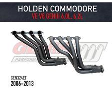 GENIE Headers / Extractors to suit Holden Commodore VE V8 GENIII 6.0L - Tuned