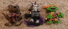 Funko Mystery Minis Teenage Mutant Ninja Turtles Michelangelo shredder splinter