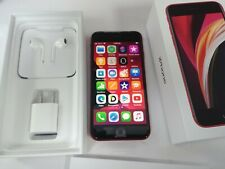 Apple iPhone SE 2nd Gen. (PRODUCT)RED - 256GB (Boost Mobile) A2275 (CDMA + GSM)