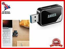 USB 3.0 Card Reader 8-In-1 Micro SDHC Card Support UHS-I Cards For Faster Sync